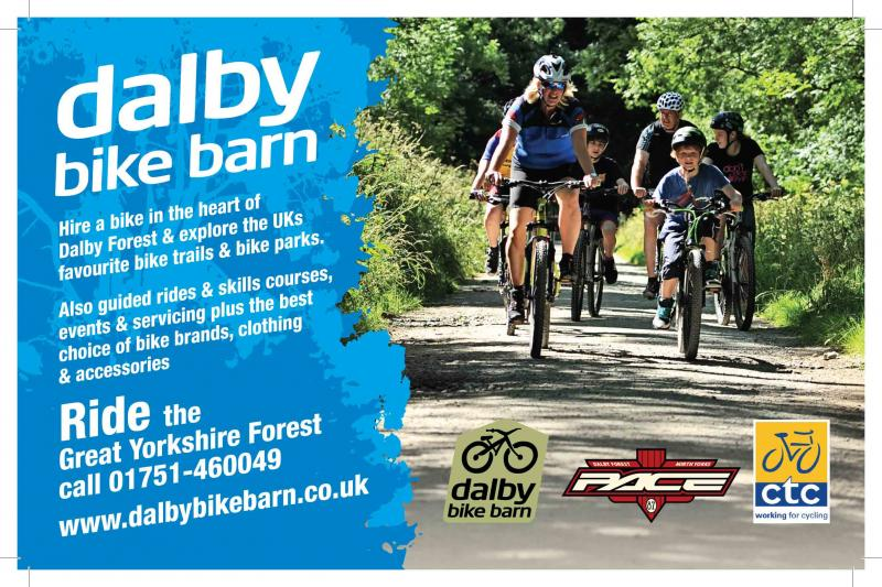 Dalby Bike Barn
