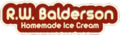 >Baldersons Ice Cream